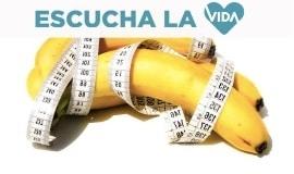 El plátano engorda Elisa Escorihuela la 977