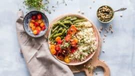 La quinoa aula de nutrición