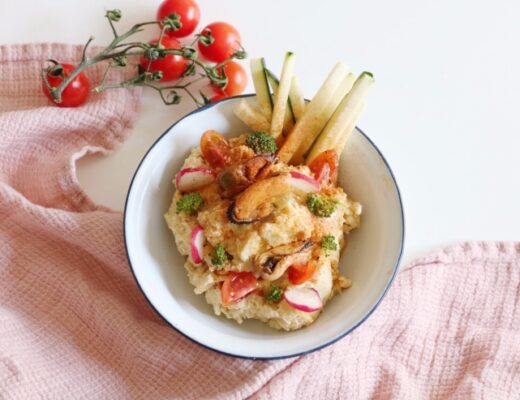 Hummus canalla by Sergio Sierra nutricionista Valencia